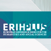 SRiL IN ERIH PLUS | EUROREG - Centre for European Regional